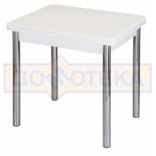 Стол кухонный Реал М-2 КМ 04 (6) БЛ 02 белый