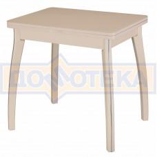 Стол кухонный Чинзано М-2 МД ст-КР 07 ВП КР молочный дуб