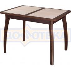 Стол с плиткой - Каппа ПР ВП ОР 07 ВП ОР пл 42 ,орех