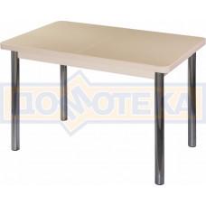 Стол с камнем - Румба ПР КМ 06 МД 02 ,молочный дуб