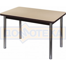 Стол с камнем - Румба ПР-1 КМ 06 ВН 02 ,венге