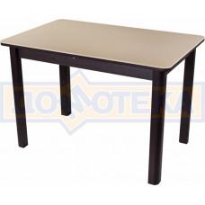 Стол с камнем - Румба ПР-1 КМ 06 ВН 04 ВН ,венге