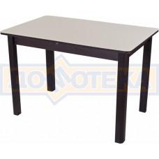 Стол со стеклом - Танго ПР-1 ВН ст-КР 04 ВН ,венге