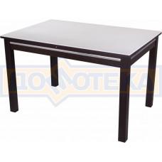 Стол с камнем - Самба-1 КМ 04 ВН 08 ВН, венге