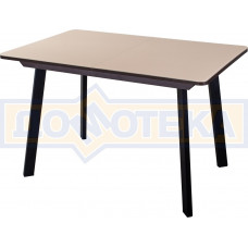Стол со стеклом - Танго ПР-1 ВН ст-КР 93 ЧР