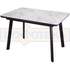 Стол с керамогранитом Блюз ПР-1 КРМ 85 ВГ 93 ЧР