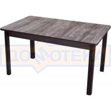Стол из ЛДСП Джаз ПР-2 ОТ/ВН 04 ВН (Орех темный)