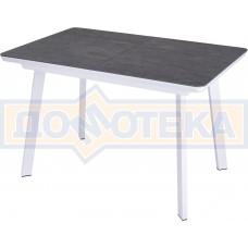 Стол с керамогранитом Блюз ПР-1 КРМ 84 БГ 93 БЛ