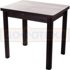 Кухонный стол из ЛДСП Дрезден М-2 ОБ/ВН 04 ВН (Орех беленый)