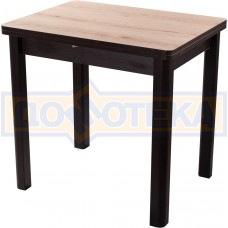 Кухонный стол из ЛДСП Дрезден М-2 ОС/ВН 04 (Орех светлый)