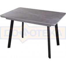 Стол с керамогранитом Блюз ПР-1 КРМ 87 СМ 93 ЧР