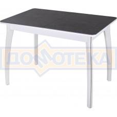 Стол с керамогранитом Диско ПР КРМ 84 БЛ 07 ВП БЛ