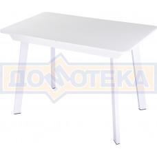 Стол со стеклом - Танго ПР БЛ ст-БЛ 93 БЛ